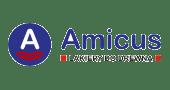 Logo Amicus lakiery do drewna Białystok