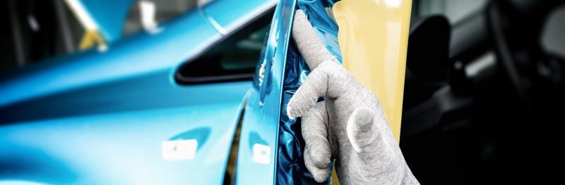 Co trzeba wiedzieć o procesie zmiany koloru auta