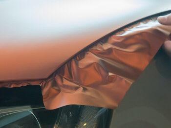 Oklejanie samochodów - zmiana koloru