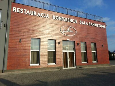 Rebranding Hotelu i Centrum Konferencyjnego 'Silver'