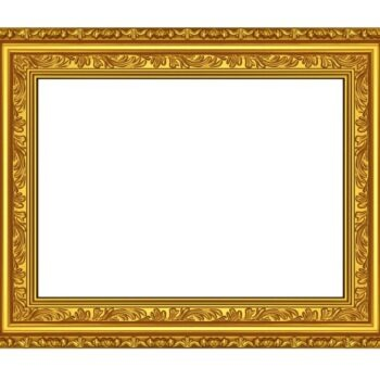 Projekt logo - ramy obrazu