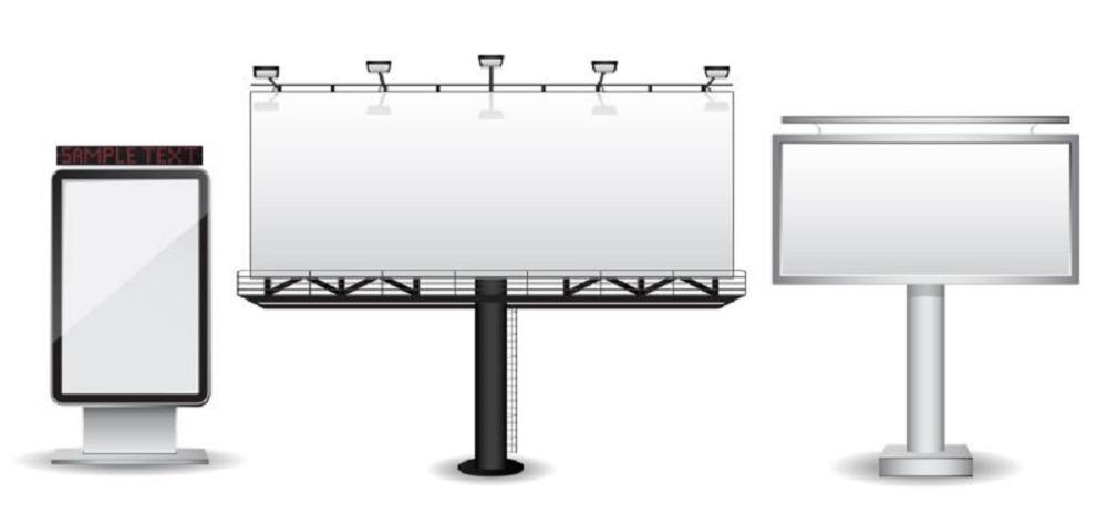 Banery reklamowe w wydaniu Idea Print